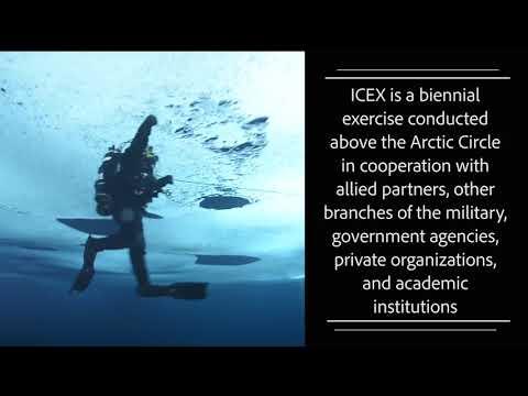 ICEX 2018 Begins