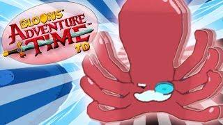 FINALNA WALKA O SUBMARINE | #018 | Bloons Adventure Time TD | PL