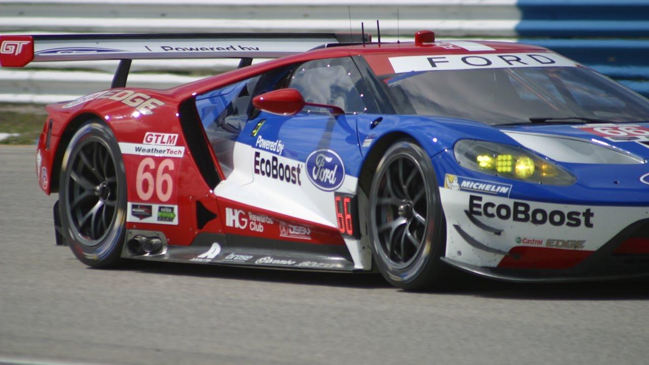 Ford Gt Le Mans G Imsa Weathertech