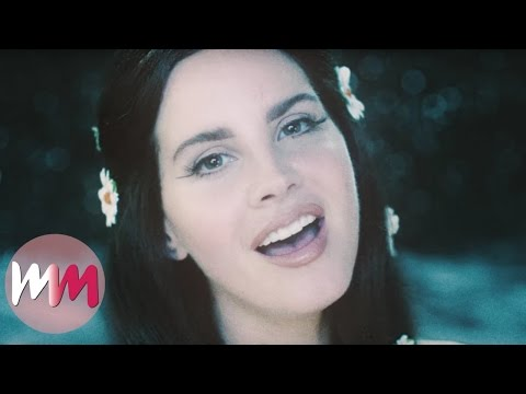 Top 10 Best Lana Del Rey Music Videos - Поисковик музыки mp3real.ru