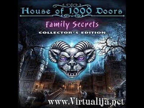 прохождение дом 1000 дверей семейная тайна 1 часть