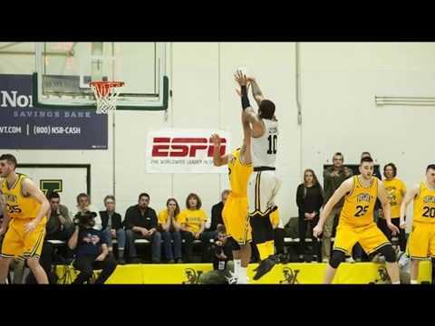 UMBC stuns UVM basketball for America East championship