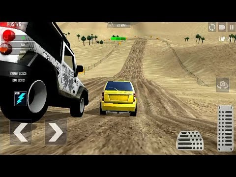 4x4 Off Road Jeep Car Racing Champions Game Android Gameplay Fhd