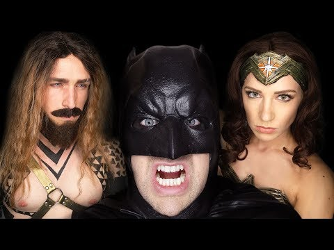 The Justice League is SAD | Music Video