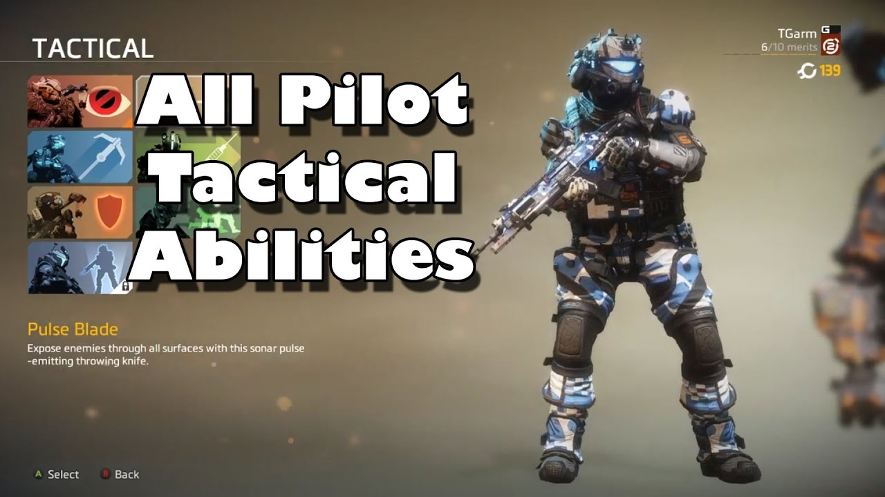 Titanfall 2: Pilot Abilities Explained IN DEPTH - YouTube
