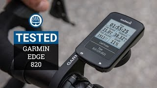 Garmin Edge 820 Review - Small, Powerful & Not Quite Perfect