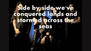 Dragonforce - Body Breakdown [Lyrics]