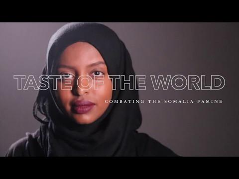 Taste Of The World - HELP COMBAT THE SOMALI FAMINE