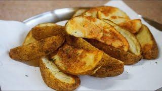 에어프라이어 요리 추천|웨지감자 만들기|감자튀김 레시피