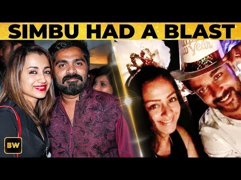 Simbu & Suriya's Ultimate New Year Celebration