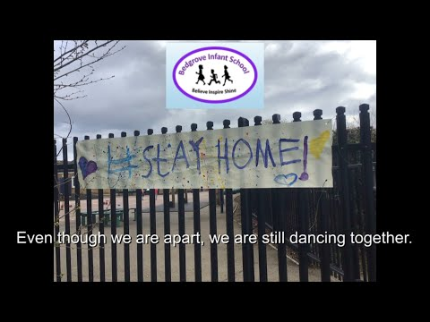 Can't Stop The Feeling By Bedgrove Infant School