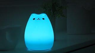 Светильник «кот Пушин»