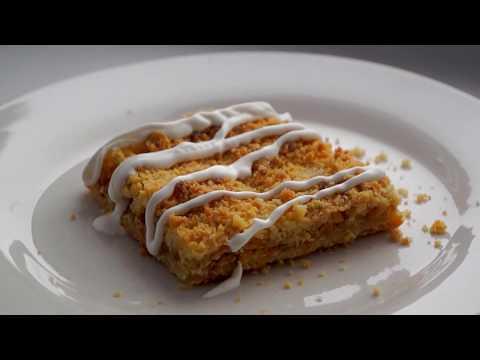 Вкусная творожная шарлотка кулинарный рецепт с фото, как
