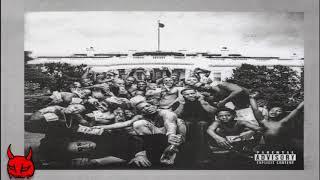 Kendrick Lamar - The Blacker The Berry Instrumental