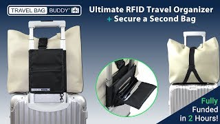 Travel Bag Buddy Travel Organizers