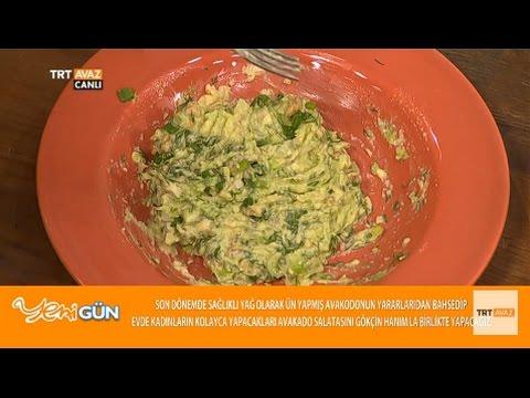 Avokado Salatası Nasıl Yapılır?
