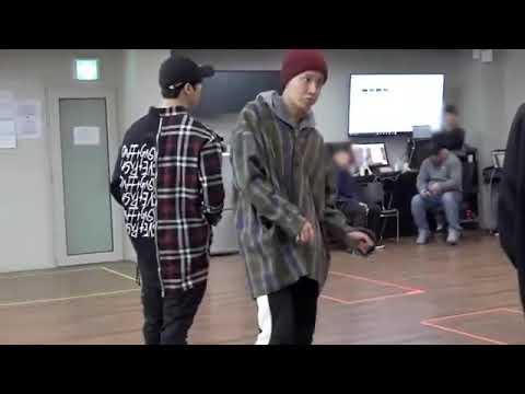 BTS Memories 2017 Practice & Rehearsal Making