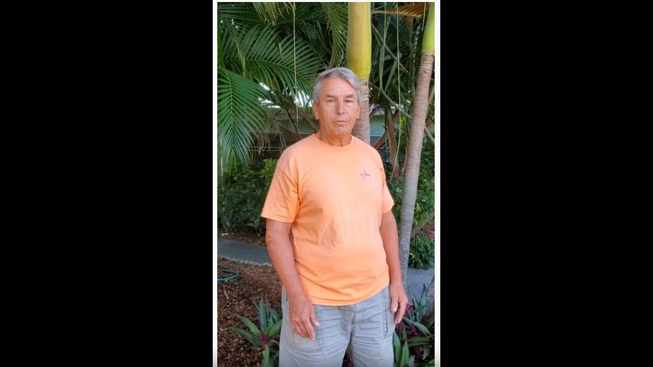 Jim provides Jeff and Bob a testimonial after selling his house in St. Pete Beach, FL to them