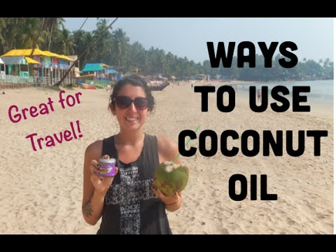 Why I Love Coconut Oil...And You Should Too!