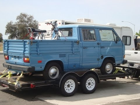 Electric VW Transporter