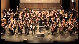 TAXI DRIVER Theme ( Written for Sax & Symphonic Orchestra)