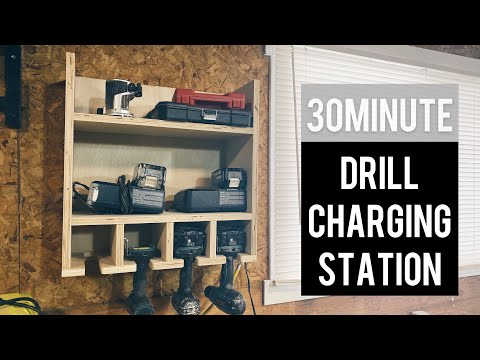 the-30-minute-simple-drill-charging-station-//-how-to-//-diy