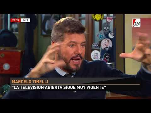 LNE   LUIS NOVARESIO ENTREVISTA - MARCELO TINELLI
