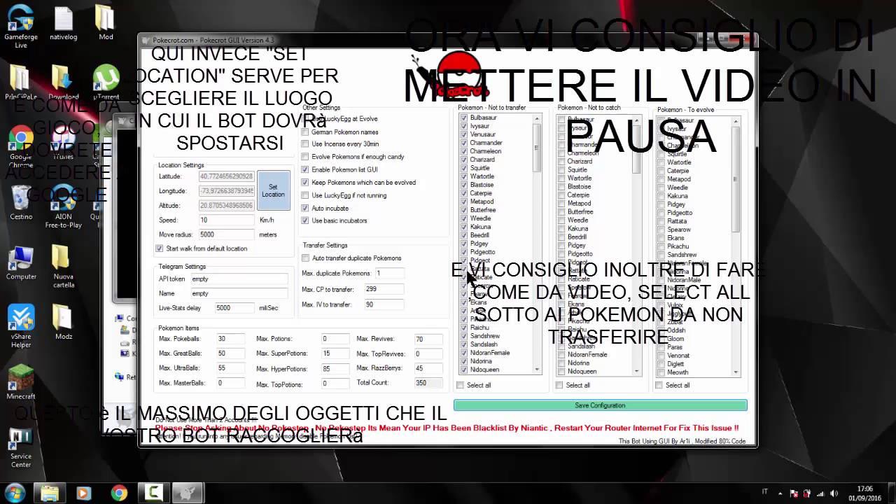 Go Simulator: il migliori bot Pokémon GO per Android ...