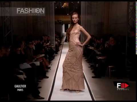 JEAN PAUL GAULTIER Full Show Spring Summer 2002 Haute Couture Paris by Fashion Channel