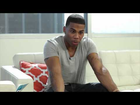 Nelly Stops By Clevver Studio to Talk