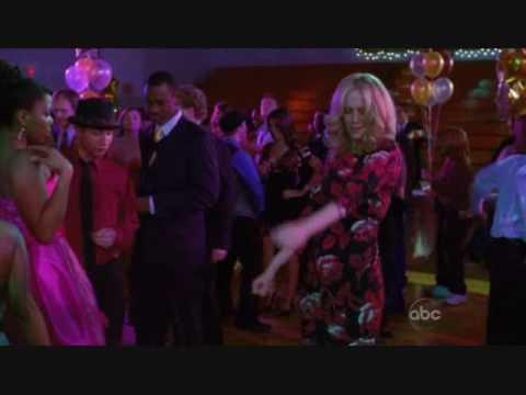 Cupid - Claire & Trevor dancing!