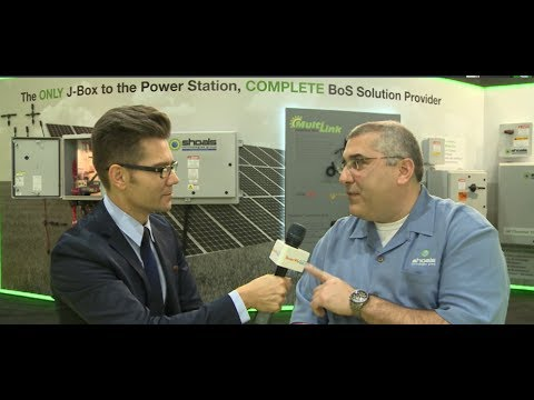 Steve Jobs of Solar - interview with Dean Solon, President & CEO of Shoals Technologies Group