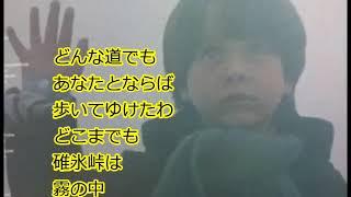 [新曲]霧の碓氷峠/水森かおり cover にこ