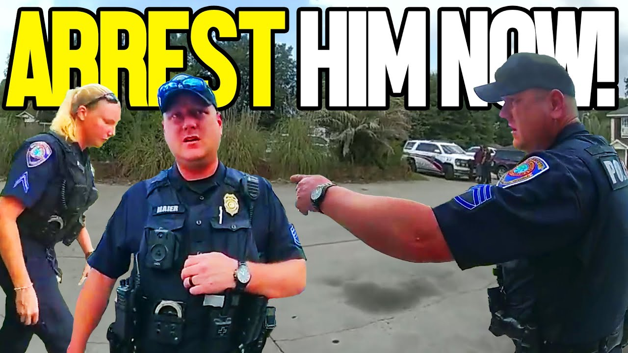 Download Good Cop Gets Bad Cop Fired and Arrested