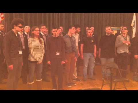 "Perkins School for the Blind and Vocal Revolution Chorus - ""Wonderful World"""