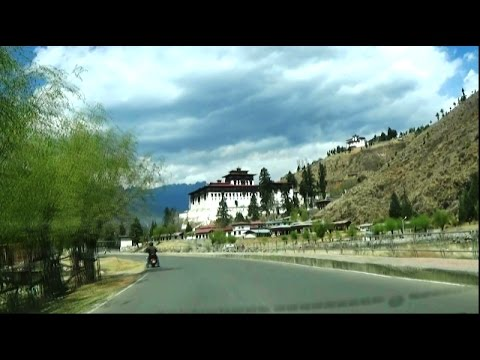Glimpses of Punakha to Paro Drive - Bhutan