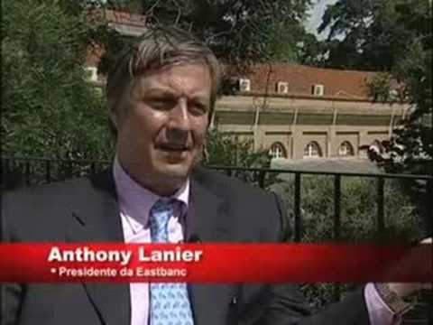 Interview Anthony Lanier - SIC Noticias