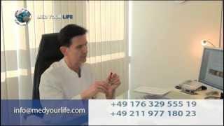 Гастроэнтерология в Германии(Интервью с профессором Адамек из Клиники Святого Винцента в городе Дюссельдорф и генеральным директором..., 2013-07-06T10:22:47.000Z)