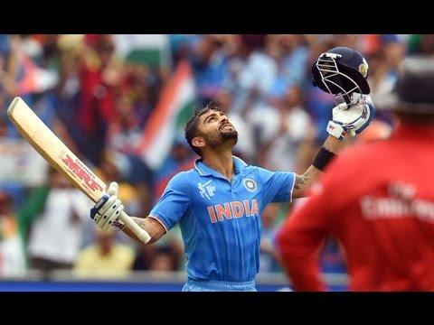 Virat Kohli Breaks Sachin Tendulkar's Record vs Pakistan in World Cups