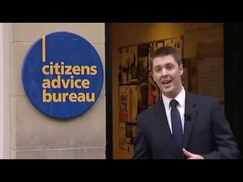 Citizens Advice Bureau cuts: ITV