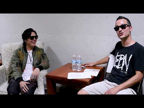 INTERVIEW: Synyster Gates of Avenged Sevenfold Talks To Shroom