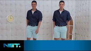 How To - Style Tailored Short For Men | Ilook | Kimmy Jayanti | Netmediatama