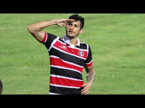 Vitória Da Conquista 0 X 2 Santa Cruz Gols - Copa do Brasil 11/05/16