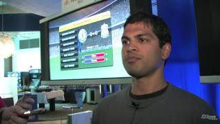 FIFA 10 (wii) Developer Walkthrough