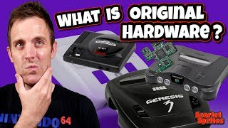 What is Original Hardware?