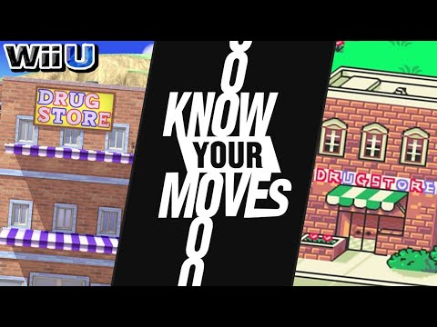 Ness's Stage and Music SECRETS! - Know Your Moves