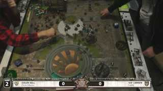 Iron Gauntlet Qualifier Semi-final: WARMACHINE Weekend 2013 - Privateer Press