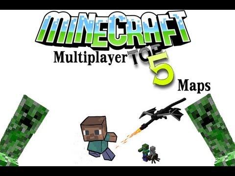 Multiplayer Adventure Maps Top 5 Minecraft Multiplayer Maps   YouTube Multiplayer Adventure Maps