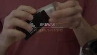 BrewArt: General Sanitising