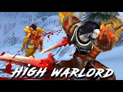 Rank 14 High Warlord Rogue PvP - Savix